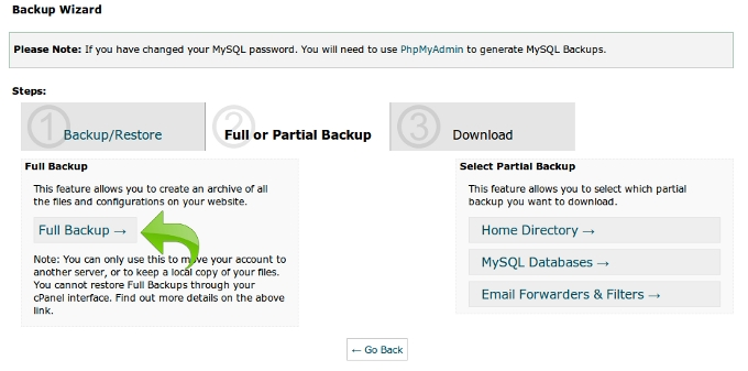 backup wizard 3 Easy Help Zen Cart Tutorial™:  How to Install a New Template